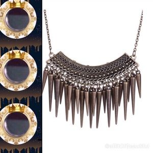 🍁FALL INTO🍁 • Boho Spiked Necklace